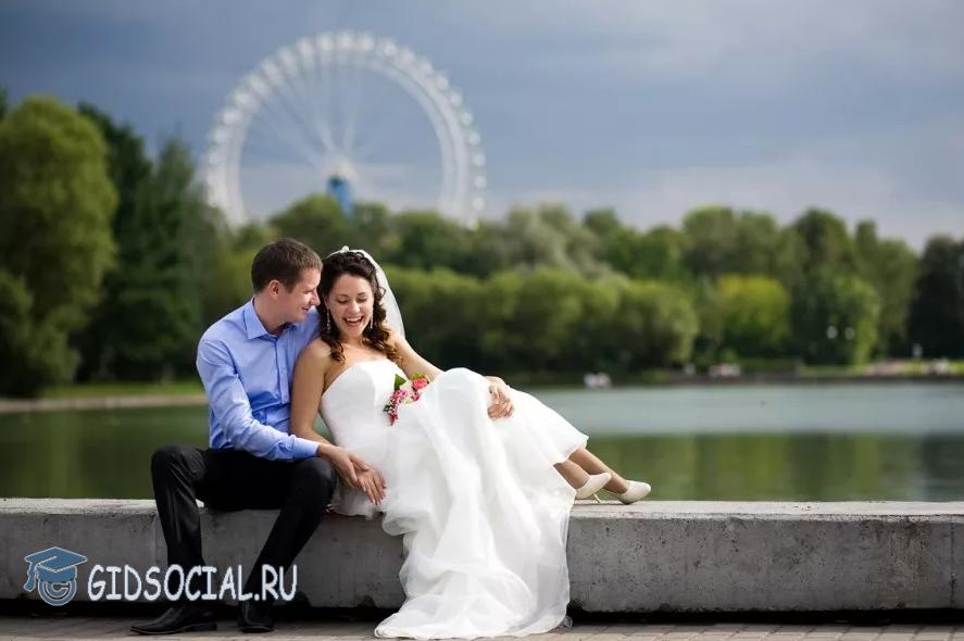 Фото на фоне фонтана